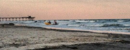 37th Street Beach is one of Orte, die Sandy gefallen.