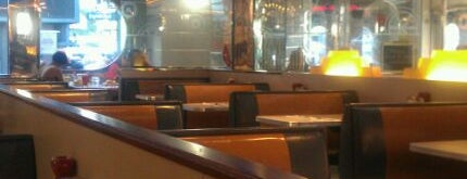 Tick Tock Diner is one of NY.