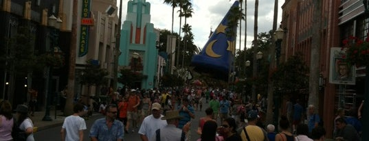 Disney's Hollywood Studios is one of My favorites for Theme Parks and Rides.