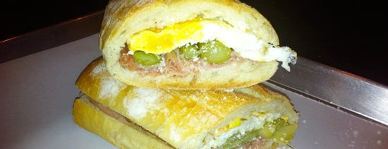 Zito's Sandwich Shoppe is one of NY Breakfast Sandwiches.