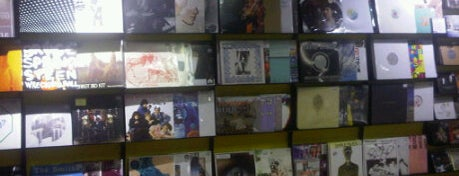 Rise is one of worldwide record stores..