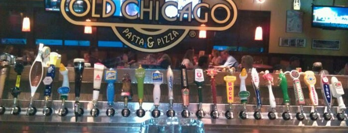 Old Chicago is one of Lugares favoritos de Kent.
