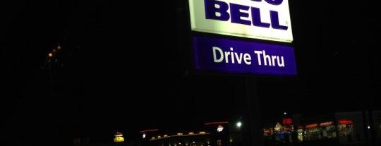 Taco Bell is one of Orte, die Dawn gefallen.