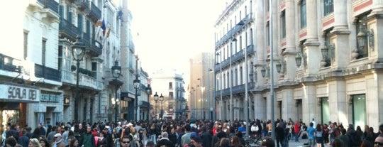 Avinguda del Portal de l'Àngel is one of 101 llocs a veure a Barcelona abans de morir.