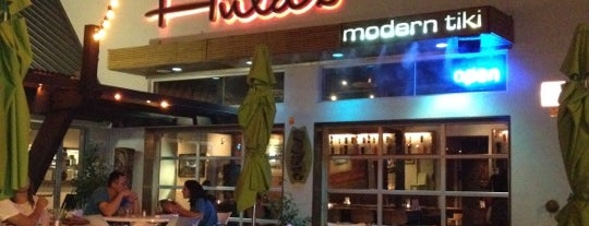 Hula's Modern Tiki is one of Eats.