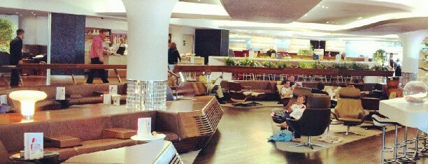 Virgin Atlantic Clubhouse is one of Ianさんのお気に入りスポット.