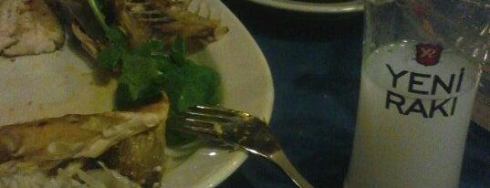 Poyraz Balık Restaurant is one of สถานที่ที่ Senem ถูกใจ.