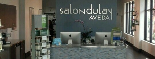 Salon Dulay Aveda is one of Alenaさんのお気に入りスポット.