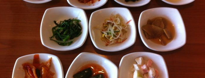 Seoul Garden is one of Best Restaurants of 2011.