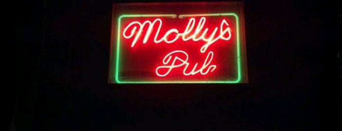 Molly's Irish Pub is one of Memory.
