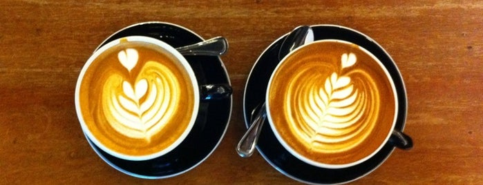 Maison Ikkoku is one of Great Coffee in Singapore.