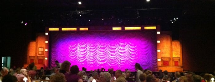 Broadway Palm Dinner Theatre is one of ENTERTAINMENT.