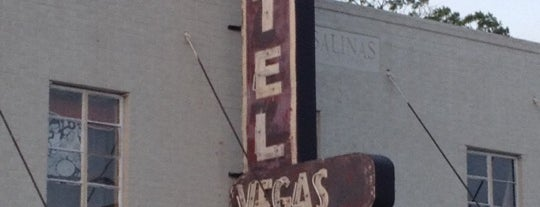 Hotel Vegas is one of Austin.