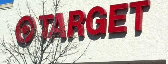 Target is one of Tempat yang Disukai George.