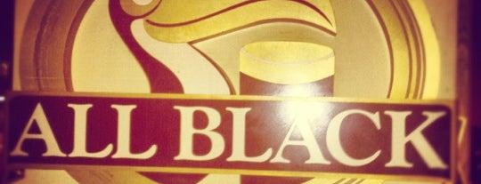 All Black Irish Pub is one of Bares e Empórios em São Paulo.