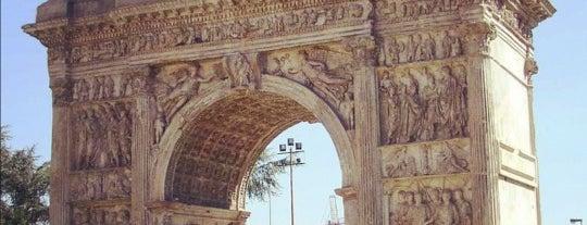 Benevento is one of Italian Cities.