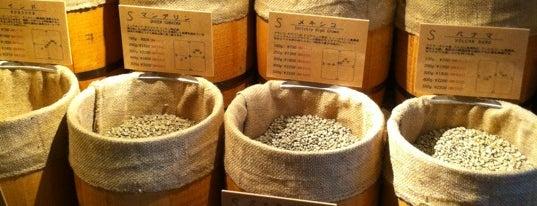 イノウエコーヒーエンジニアリング is one of 多摩地区お気に入りカフェ&レストラン.