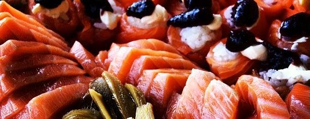Mombuka Japanese Fine Food is one of Bruno 님이 좋아한 장소.