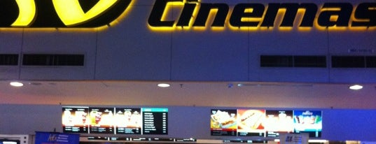 Golden Screen Cinemas (GSC) is one of Locais curtidos por Rahmat.