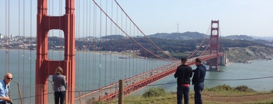 Hendrik Point is one of 101 places to see in San Francisco before you die.