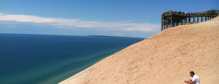 Sleeping Bear Dunes National Lakeshore is one of Traverse City Trip.