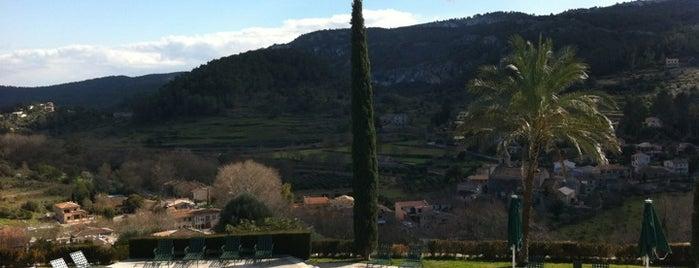 Gran Hotel Son Net is one of Balearics.