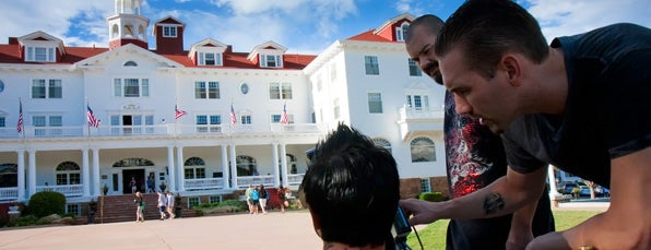 Stanley Hotel is one of Attractions to Visit.