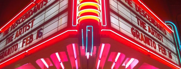 Balboa Theatre is one of An Arty Elitist's Guide to San Francisco.