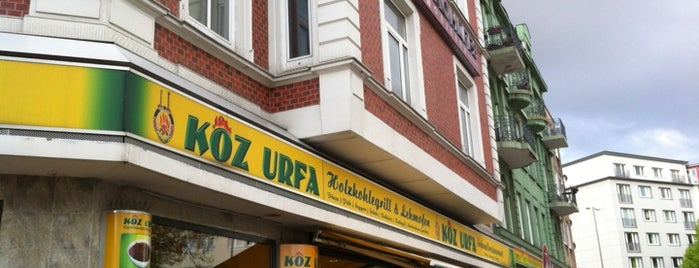 Köz Urfa is one of StorefrontSticker #4sqCities: Hamburg.