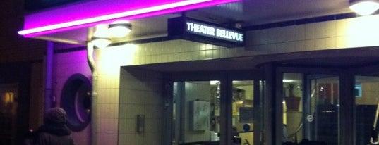 Theater Bellevue is one of José 님이 좋아한 장소.