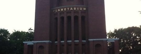 Planetarium Hamburg is one of StorefrontSticker #4sqCities: Hamburg.