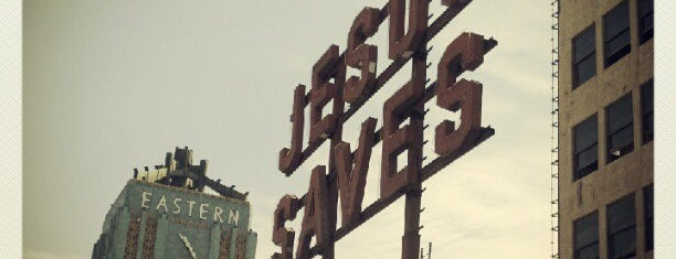 Ace Hotel Downtown Los Angeles is one of The New Yorker's Guide to a Weekend in Los Angeles.