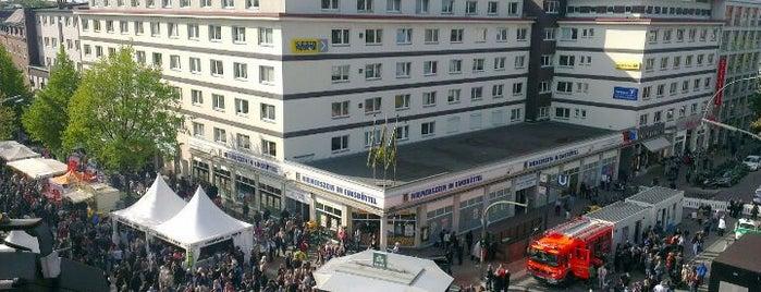 Osterstraßenfest is one of Sommerstrahler.