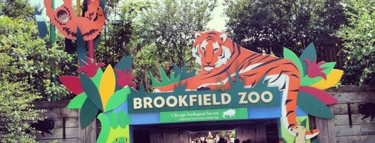Brookfield Zoo is one of Hipsqueak Awards Nominees.