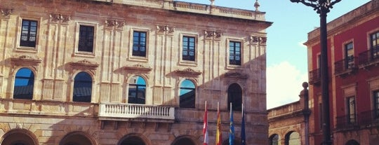 Ayuntamiento de Gijón is one of Gijón para turistas.