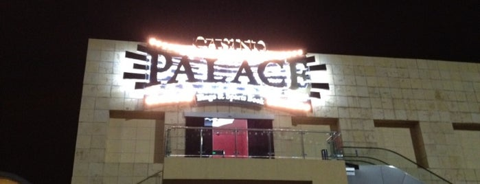 Casino Palace is one of Puebla.