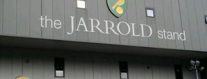 Carrow Road is one of Barclays Premier League Grounds & Stadiums 2013/14.