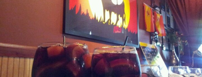 Sangria 46 is one of Hell's Kitchen Eats.