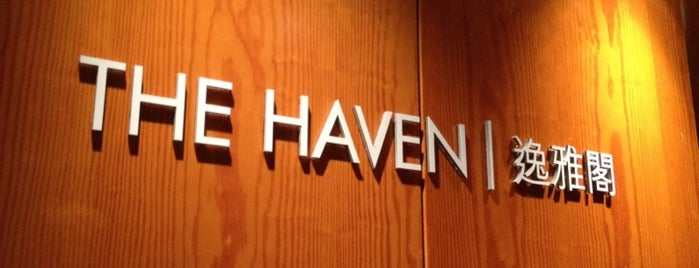 The Haven is one of China.