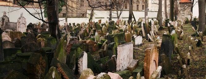 Starý židovský hřbitov | Old Jewish Cemetery is one of Viaje a Praga.