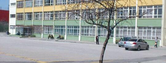Ankara Atatürk Anadolu Lisesi is one of Ankara.