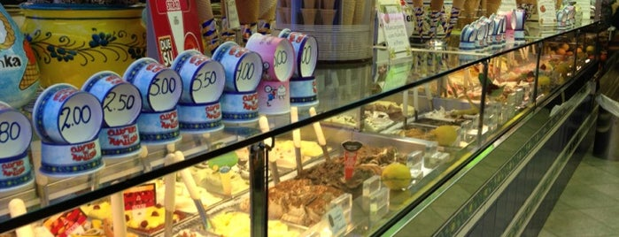 Festival del Gelato is one of Tuscany.