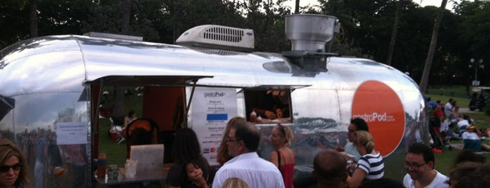 gastroPod Food Truck is one of Food Truck Mania.