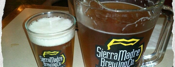 Sierra Madre Brewing Co. is one of Gran : понравившиеся места.