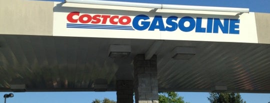 Costco Gasoline is one of Orte, die Esther Ducky gefallen.