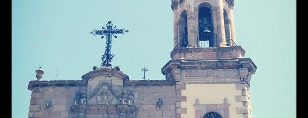 Templo de San Agustín is one of สถานที่ที่ Ricardo ถูกใจ.