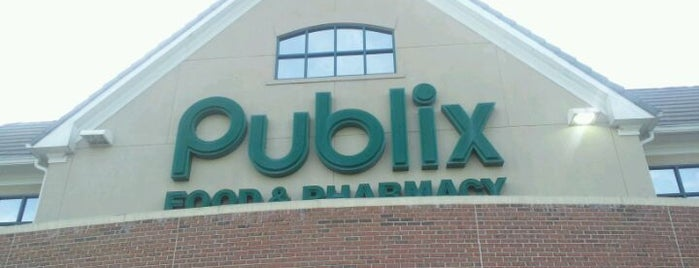 Publix is one of Lieux qui ont plu à Chaz.