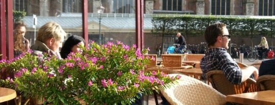 Grand Café Brasserie Fortuyn is one of City Guide Haarlem.