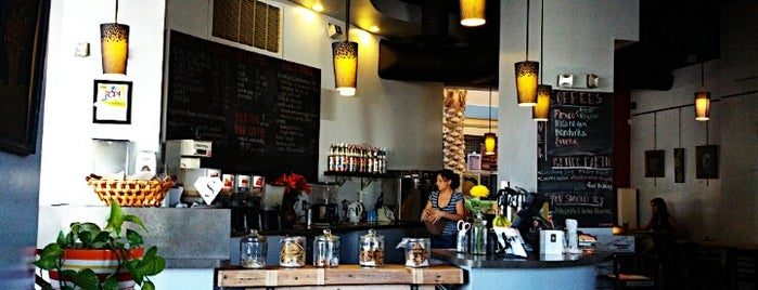 Fair Trade Café is one of PHX Best Places to Try.