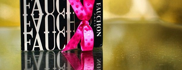FAUCHON is one of Adam's Liked Places.